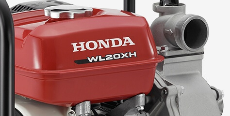 Honda wl20 water pump