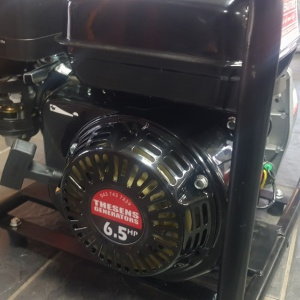 "Thesens 6.5hp 2"" water pump"