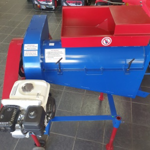 Honda maize thresher