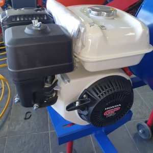 Hammer mill s3 with Honda engine